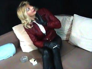 मार्लिन 2 रहित leatherlady।