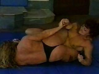 विशाल FBB कुश्ती भाग 2