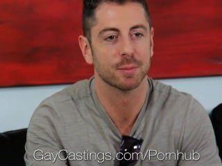 HD - gaycastings माइकल कैमरे पर पहली बार के लिए fucks