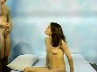 सेक्स टेप - जिमनास्ट eryka