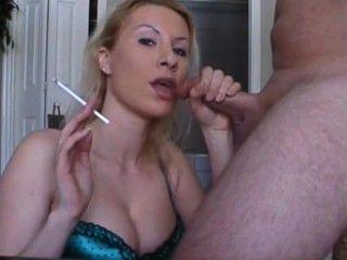 धूम्रपान सेक्स