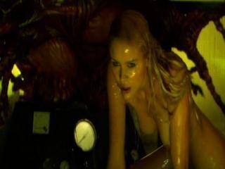 हेलेना Mattsson - प्रजातियों 4 नग्न दृश्य