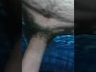Nawty लड़की उसे लड़का द्वारा knobed हो रही है !!!!