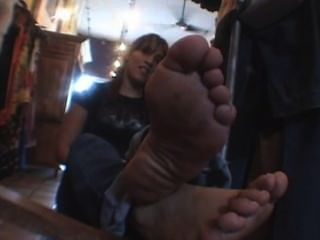 वायुसेना - पैर