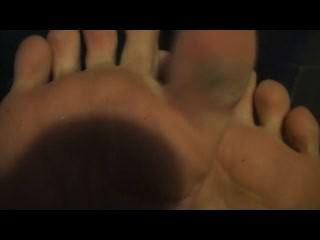 सारा ब्लेक पैर मेरे सोने का समय पैर क्लीनर हो