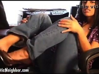 Lexi Lapetina सुंदर पैर
