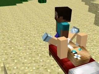 Minecraft अश्लील एडवेंचर्स 1