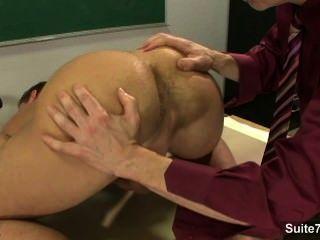 सेक्सी कक्षा में गधे पंगा लेना समलैंगिकों