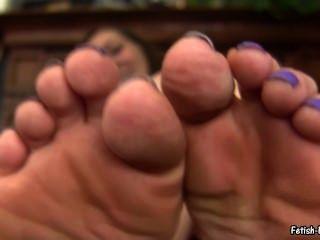 बुत राजकुमारी Cristi पैर पीओवी