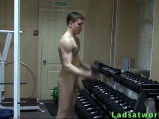 सीधे लड़का नंगा खेल