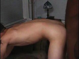 समलैंगिक अंतरजातीय गैंगस्टर सेक्स