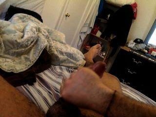 हस्तमैथुन और Cuming मेहनत की है।