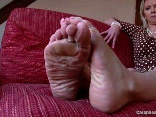 एमआईएलए पैर