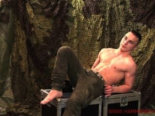 पहला कास्टिंग hammerboys टीवी से सेक्सी एलेक्स नोवाक