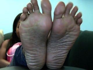 tamaras पैरों के तलवों