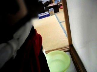 jyosouko Fujiko जापानी स्कूल वस्त्र पहने हुए था गड़बड़