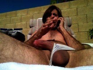 स्काइप वीडियो, simpledesire आउटडोर मज़ा के साथ niteflirt फोन सेक्स