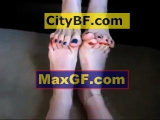 footsie, पैर गर्म, पैर के अंगूठे कुश्ती तान्या और lana गर्म समलैंगिक महिला