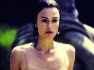 केइरा नाइटली HD में जंगली चला गया!
