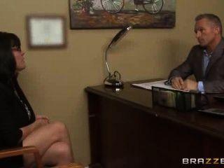 (स्कूल में बड़े स्तन) Keisha ग्रे (एक दालान ले रहा है - Brazzers)