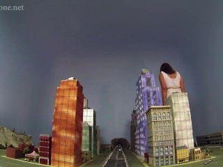 शहरी विध्वंसक 3