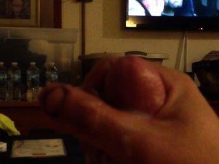 एक मलाईदार लोड blowin मुझे का मेरा पहला वीडियो