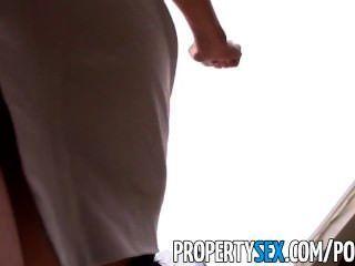 propertysex - सेक्सी एशियाई रियल एस्टेट एजेंट सेक्स वीडियो बनाने में धोखा