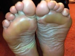 लंबे पैर की उंगलियों 3 कर्लिंग
