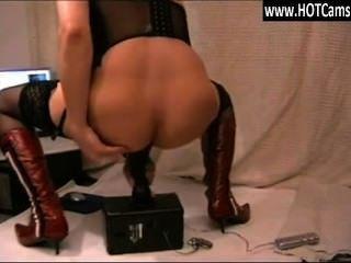 चैट वयस्क गर्म किन्नर कैम पर एक dildo सवारी - hotcams.pw
