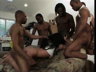 सफेद कचरा वेश्या 25 - दृश्य 3