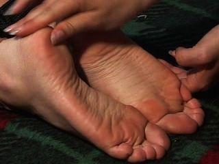 पैर की पूजा भाग 2
