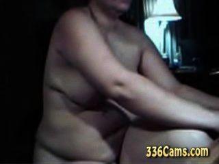 48 साल Dalila वेबकैम पर उसे बिल्ली masturbates