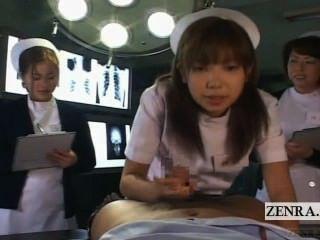 सबटाइटल पीओवी जापानी नर्सों अस्पताल मौखिक सेक्स संगोष्ठी