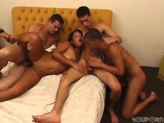 सेक्सी द्वि समूह मज़ा