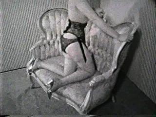 दृश्य 2 - सॉफ़्टकोर 605 50 के दशक और 60 के दशकों जुराब