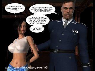 3 डी हास्य: freehope।अध्याय 1