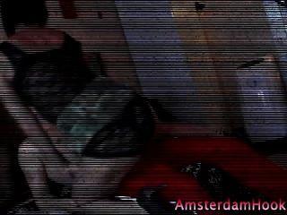 गोरा डच शौकिया कामुक वेश्या