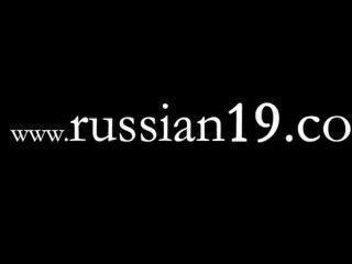 रूसी किशोरों नताशा मलाई