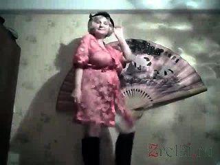 दादी स्ट्रिपटीज