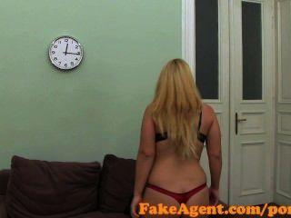 FakeAgent गोरा काम की तलाश में