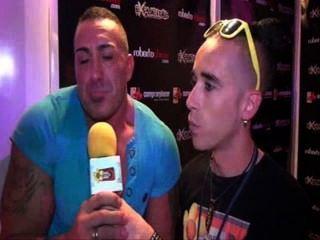 पोर्न स्टारों Jhon barea (explicital) s.e.b - बार्सिलोना में 2013 साक्षात्कार