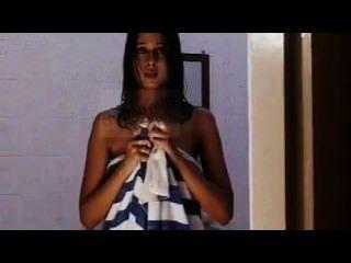 गरम भारतीय लड़की उसके बॉब shoing