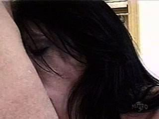 Liza हार्पर deepthroat blowjob