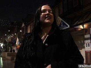 वसा शौकिया flasher सड़क पर जनता नुमाइशबाजी और दृश्यरतिक बीबीडब्ल्यू बेब Emmas