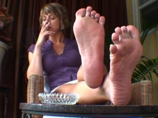 सुपर सेक्सी पैर