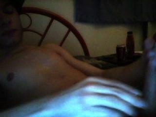 बेडरूम भाग 1 में एक wank होने