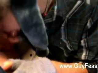 समलैंगिक अश्लील ट्रेस वान डे Kamp वापस आ गया है एक और करने के लिए अपने रसदार जॉक वितरित करने के लिए