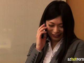 विवाहित महिला आउटडोर शर्म की बात है Hikari HINO
