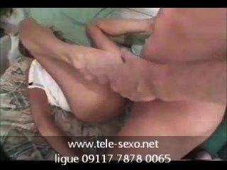 एक रेड इंडियन tele-sexo.net 09117 7878 0065 के लिए दर्दनाक गुदा