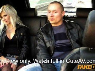 FakeTaxi 85 - Stefany